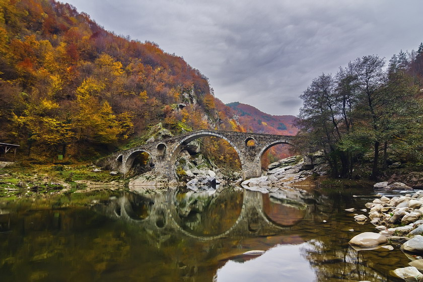 Devil Bridge, Bulgaria