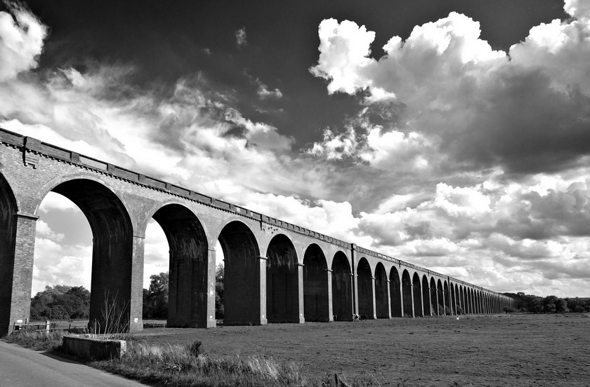 Welland Viaduct, England