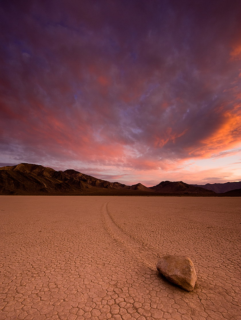Racetrack Playa, United States