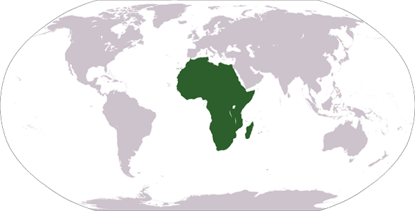 Countries and Landmarks in Africa