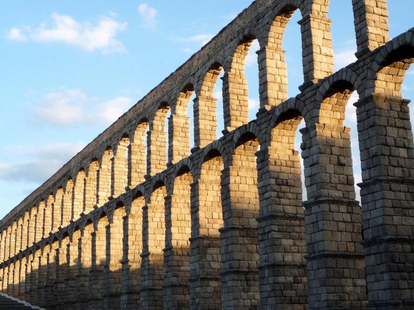 7tripsOn.com  Aqueduct of Segovia, Segovia, Spain