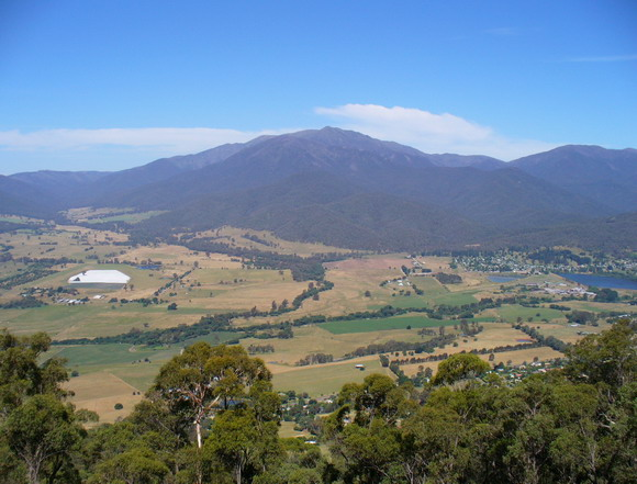 Landmark Mount Bogong (1986 m)