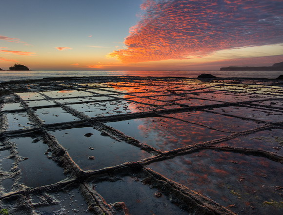 Landmark Tessellated Pavement
