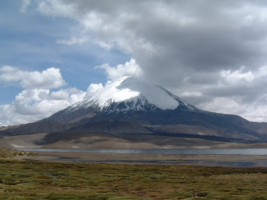 Landmark Parinacota (6348 m)