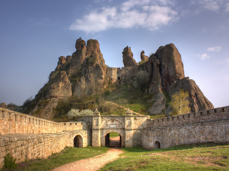 Landmark Belogradchik Fortress