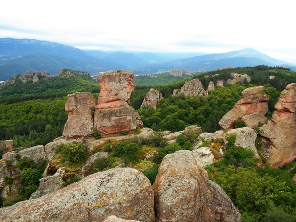 Landmark Belogradchik Rocks