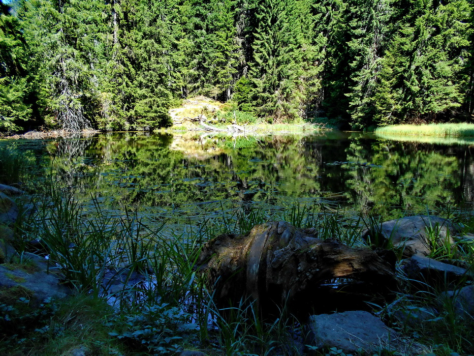 Landmark Ecopath Three Smolyan Lakes