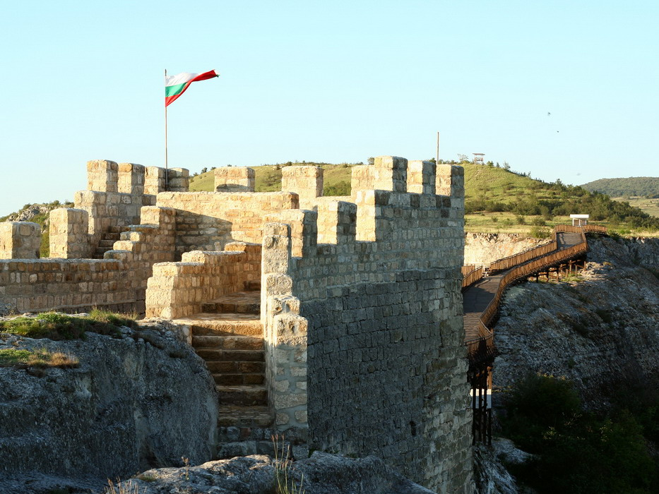 Landmark Ovech Fortress
