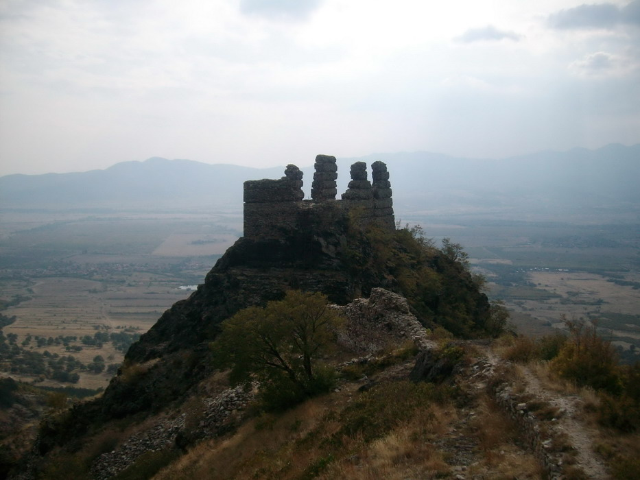 Landmark Anevo Fortress