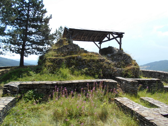 Landmark Tsepina Fortress
