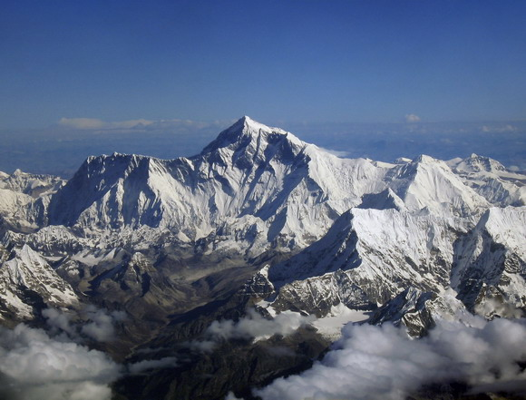 Landmark Mount Everest (8848 m)