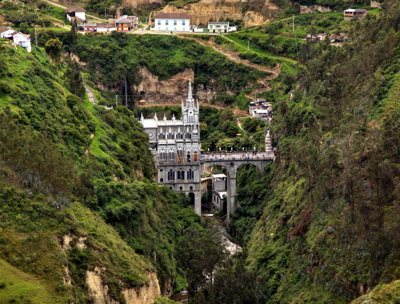 Landmark Las Lajas Sanctuary