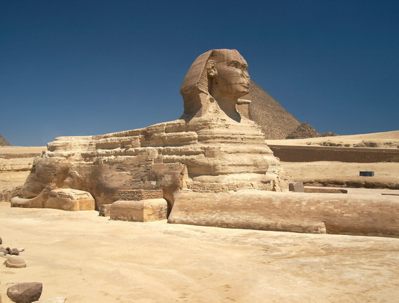 Landmark Great Sphinx of Giza