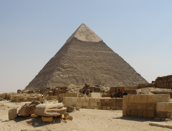 Landmark Pyramid of Khafre