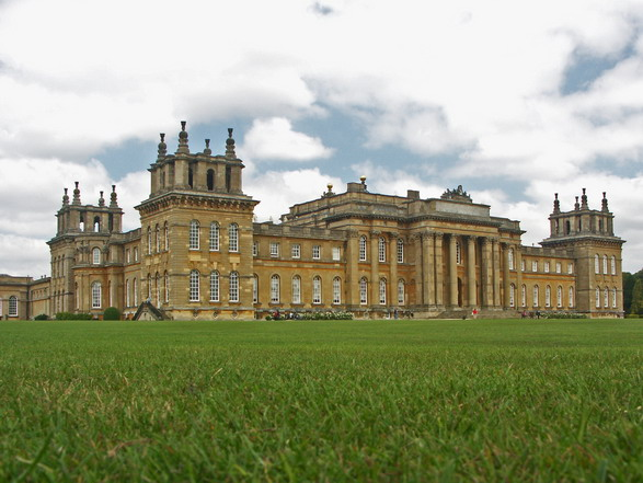 Landmark Blenheim Palace