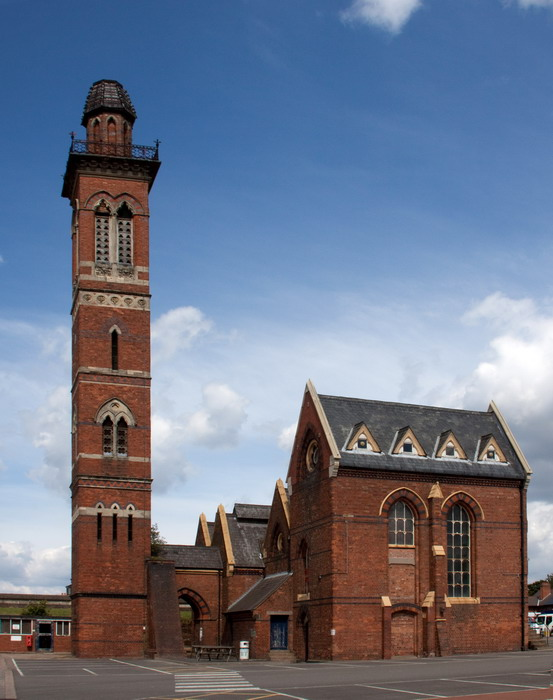 Landmark Edgbaston Waterworks Tower