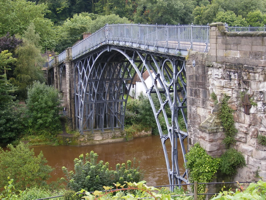 Landmark The Iron Bridge