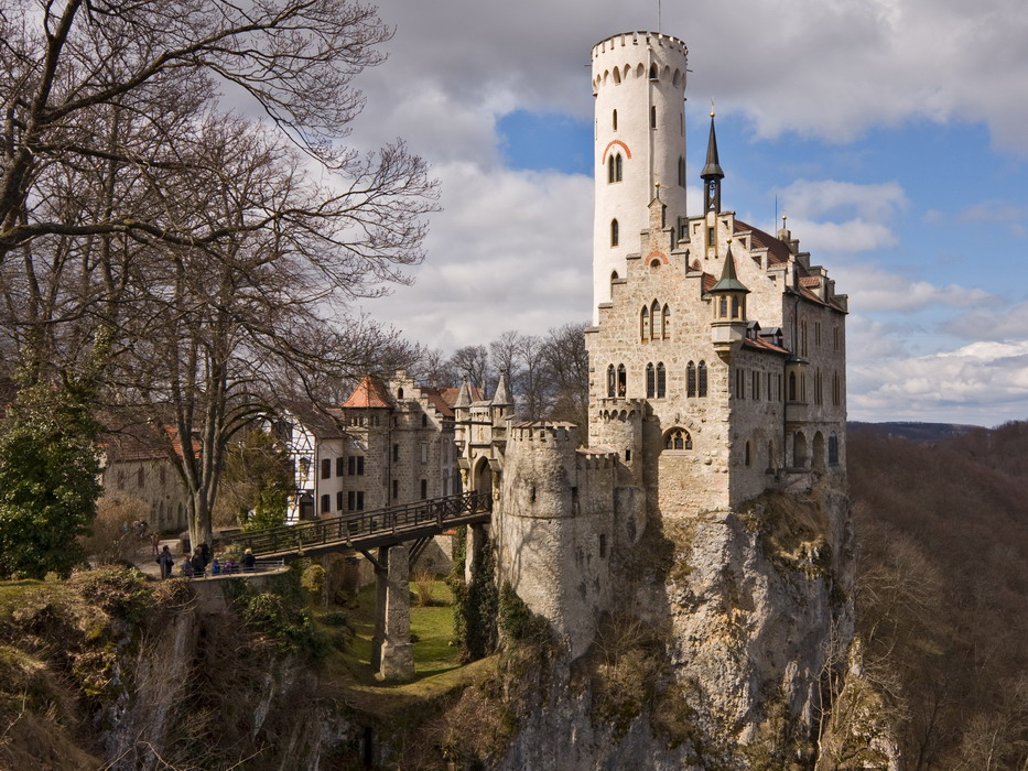 Landmark Lichtenstein Castle
