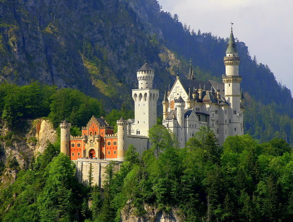 Landmark Neuschwanstein Castle