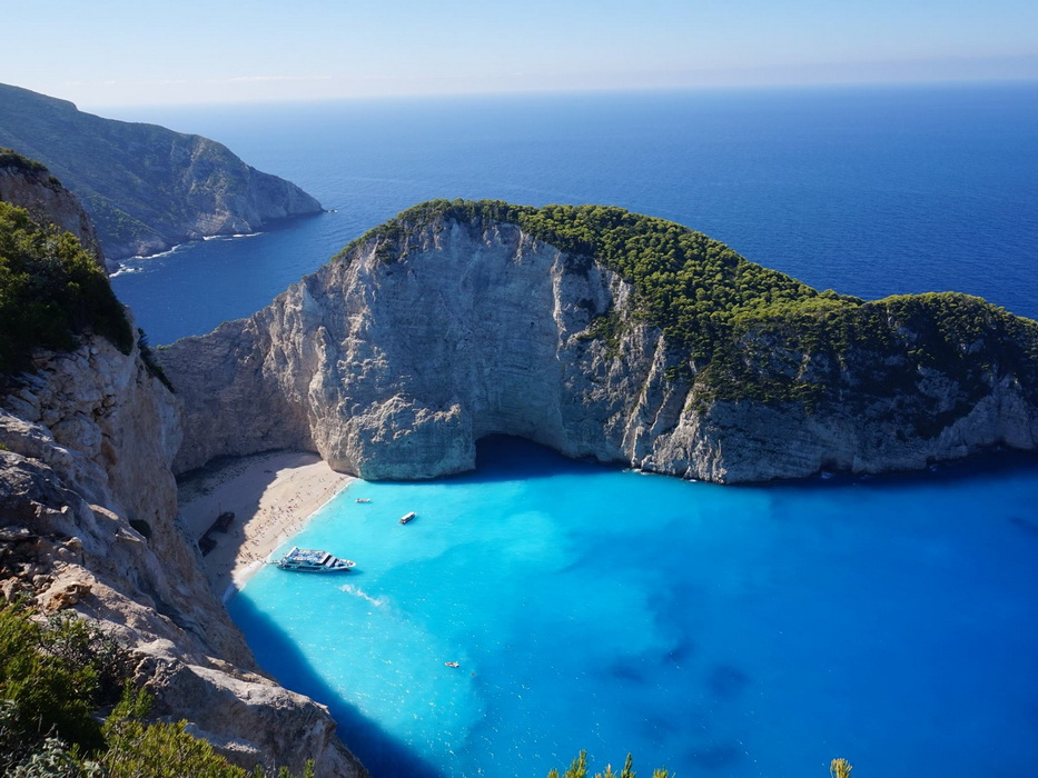 Landmark Navagio Beach