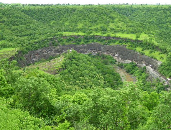 Landmark Ajanta Caves