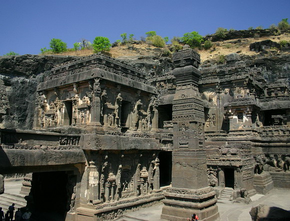 Landmark Ellora Caves