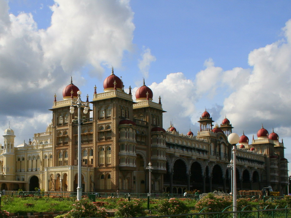 Landmark Mysore Palace