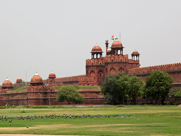 Landmark The Red Fort