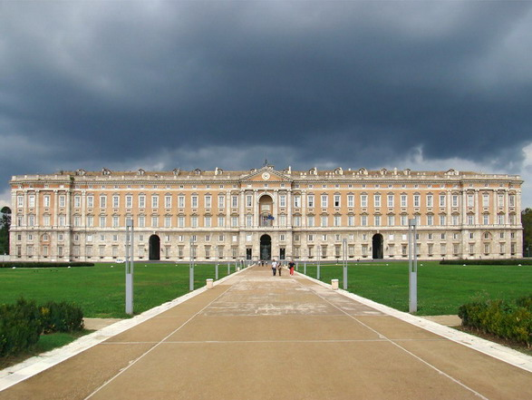 Landmark Royal Palace of Caserta
