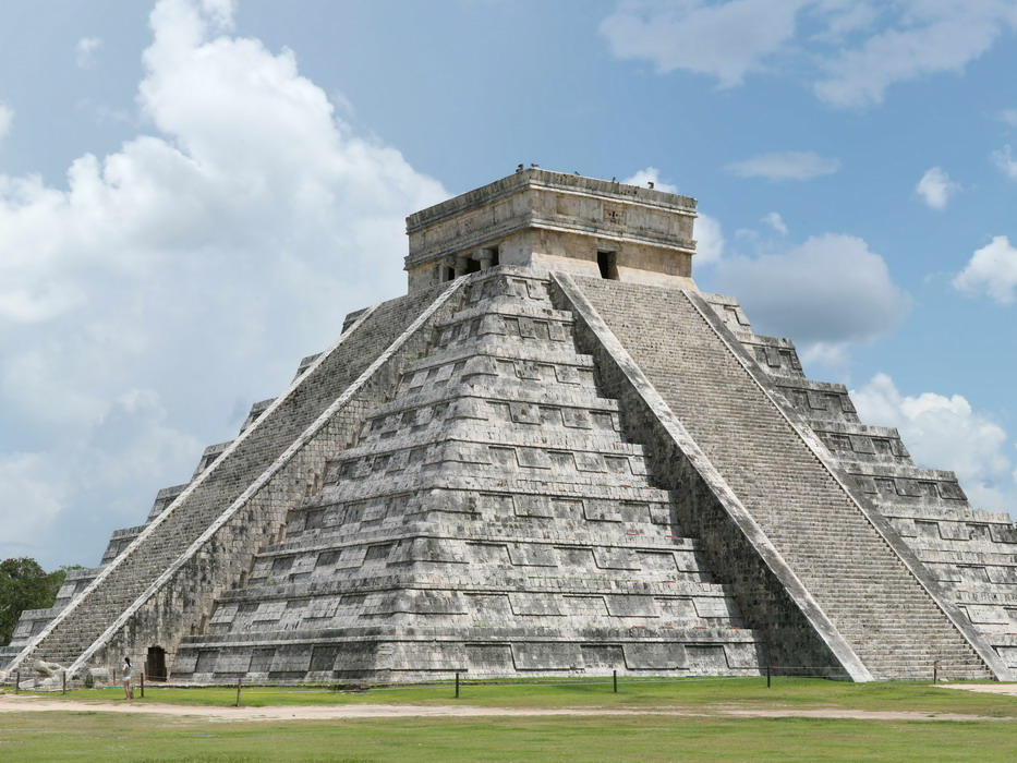 Landmark Chichen Itza