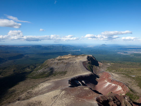 Landmark Mount Tarawera (1111 m)