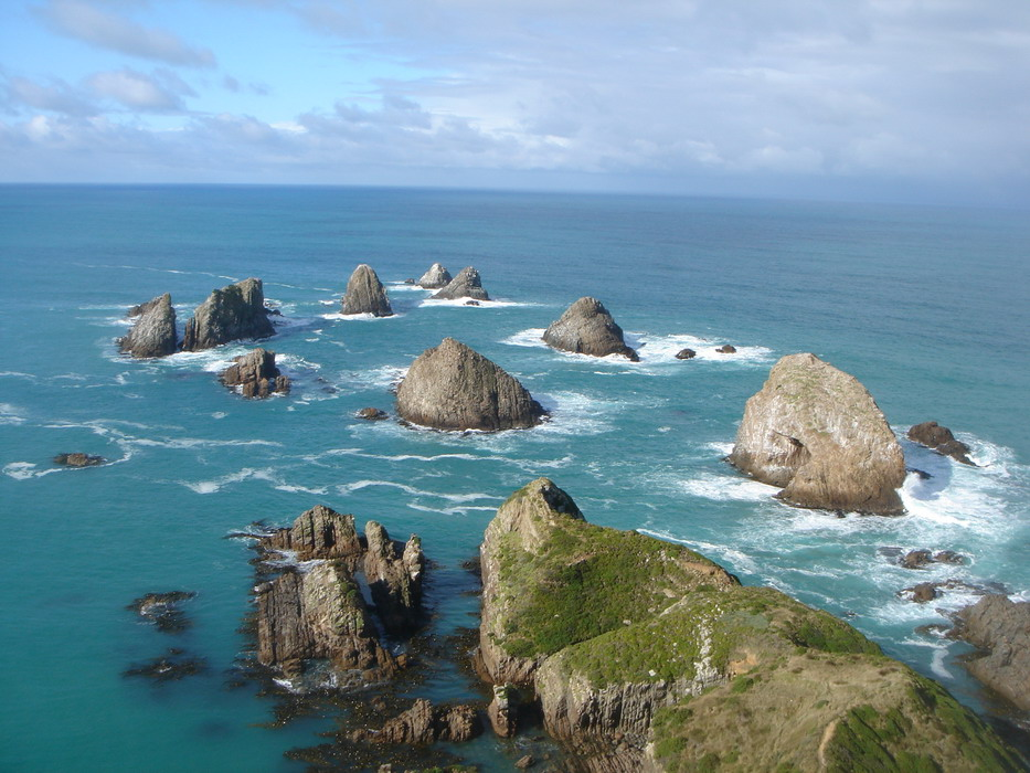 Landmark Nugget Point