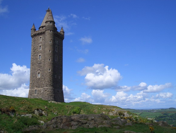 Landmark Scrabo Tower
