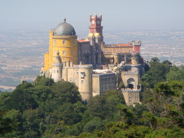 Landmark Pena National Palace