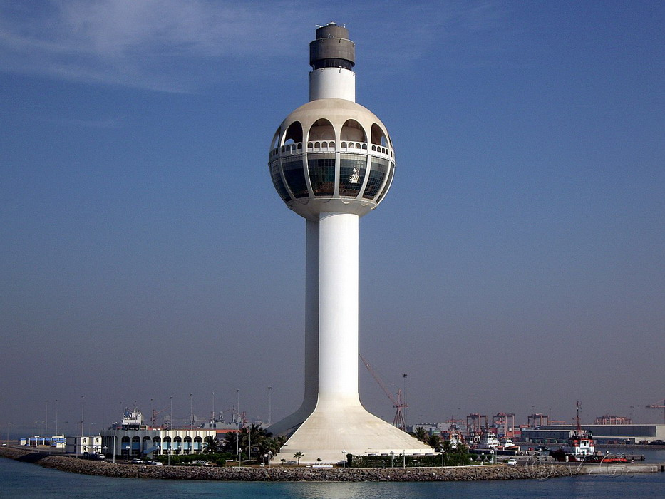 Landmark Jeddah Light
