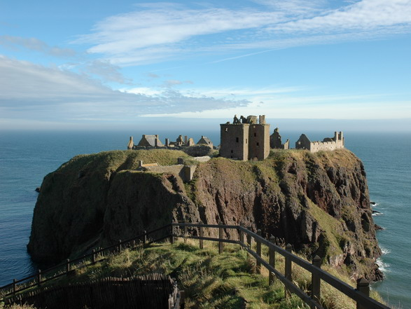 Landmark Dunnottar Castle