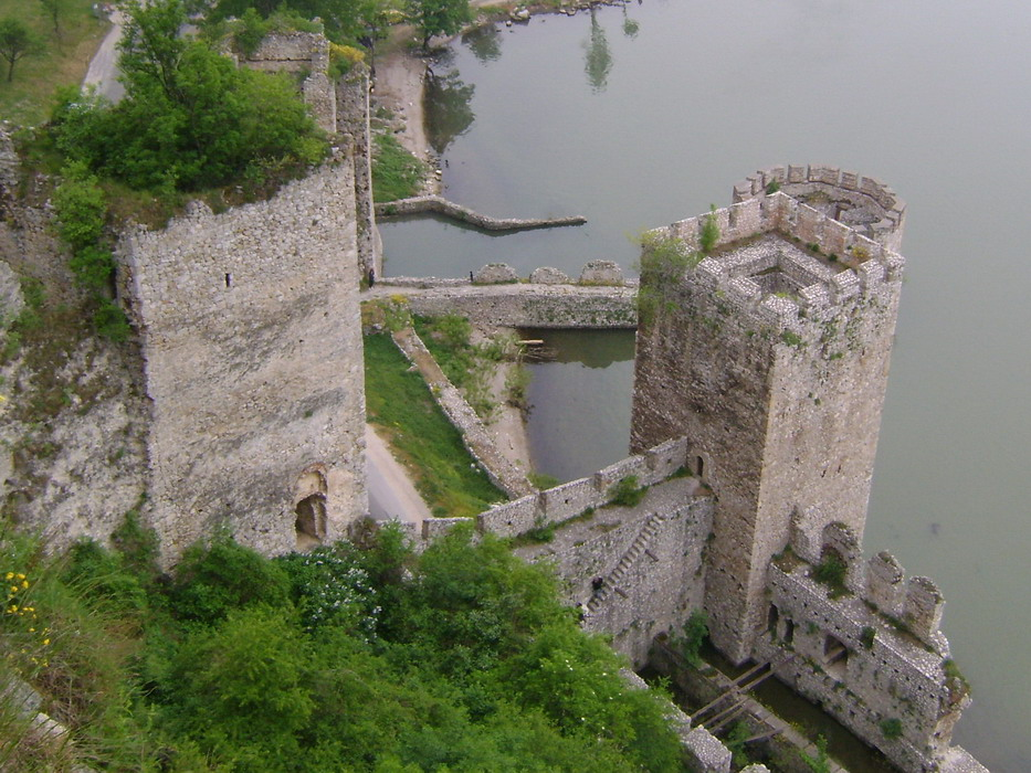 Landmark Golubac Fortress