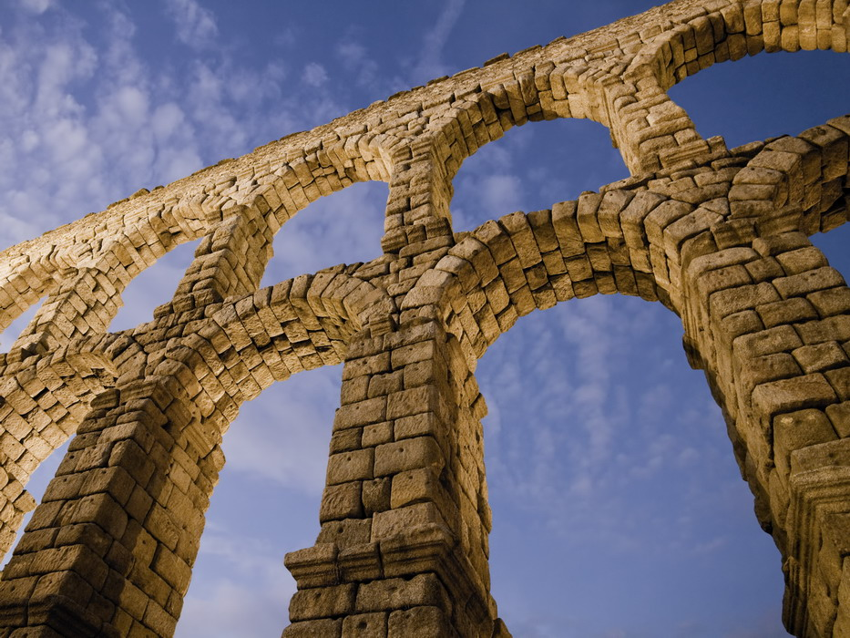 Landmark Aqueduct of Segovia