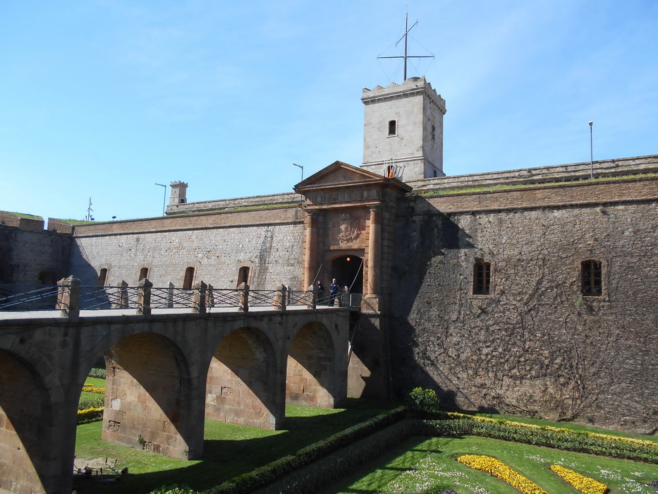 Landmark Montjuic Castle