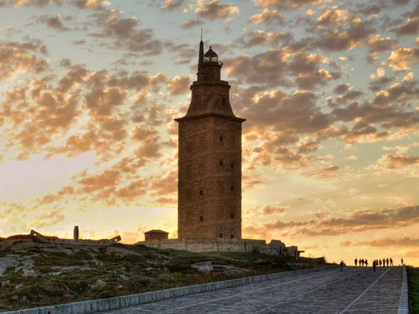 Landmark Tower of Hercules