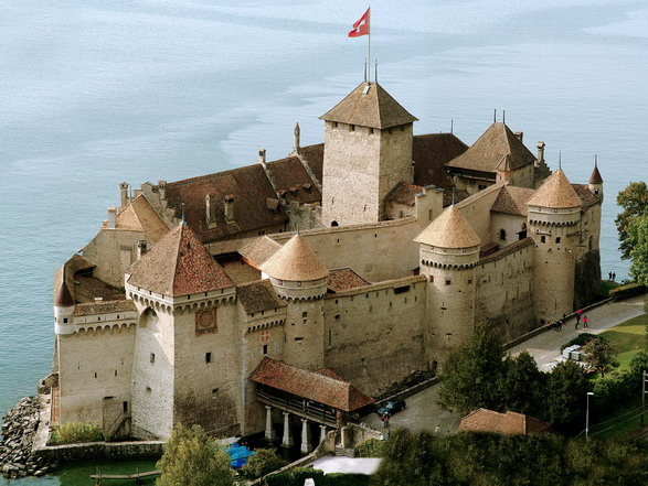 Landmark Château de Chillon