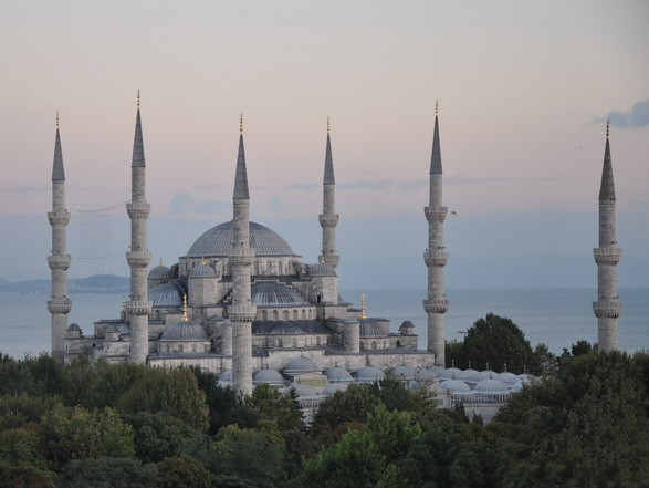 Landmark Sultan Ahmed Mosque