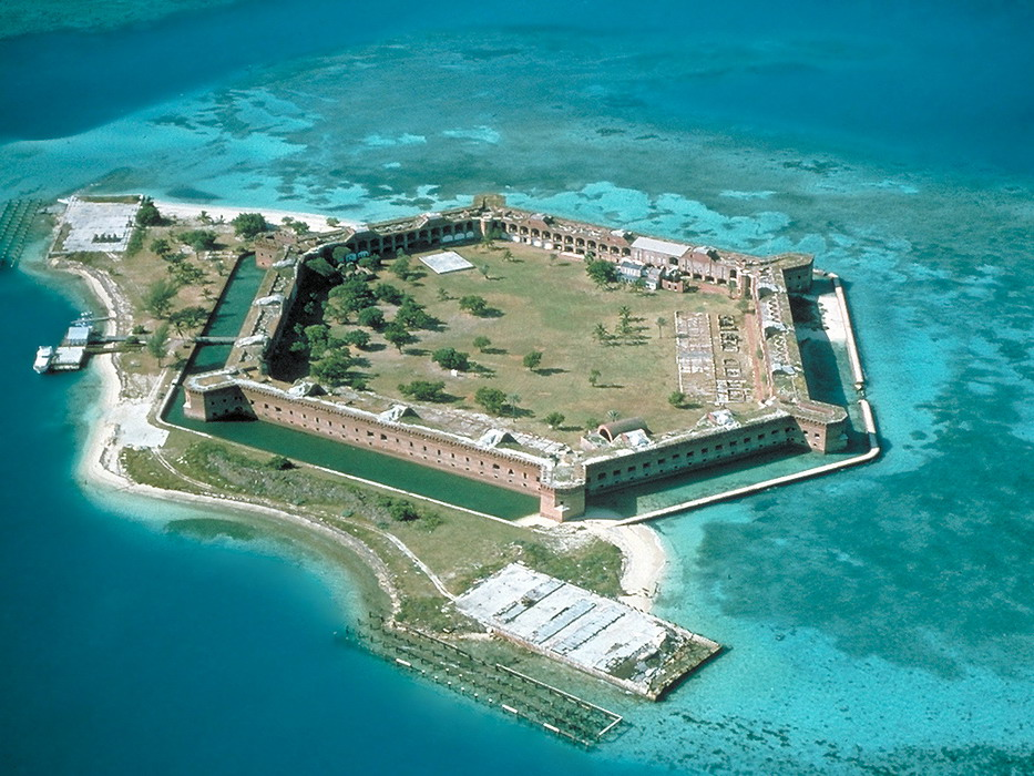 Landmark Fort Jefferson