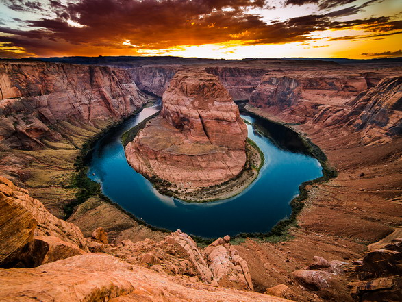 Landmark Horseshoe Bend