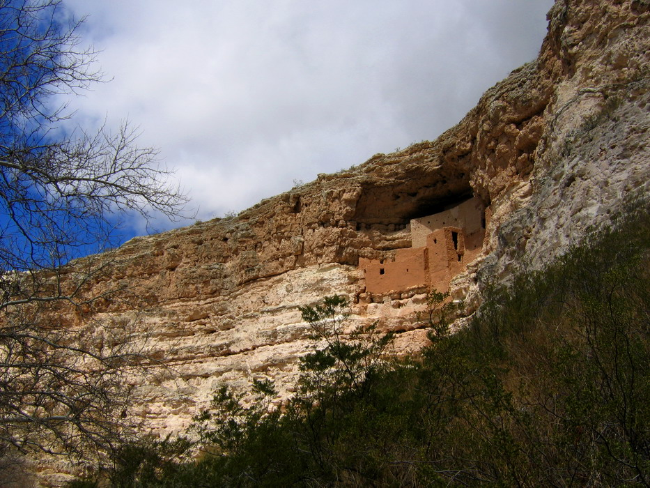 Landmark Montezuma Castle National Monument