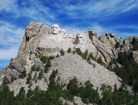 Landmark Mount Rushmore