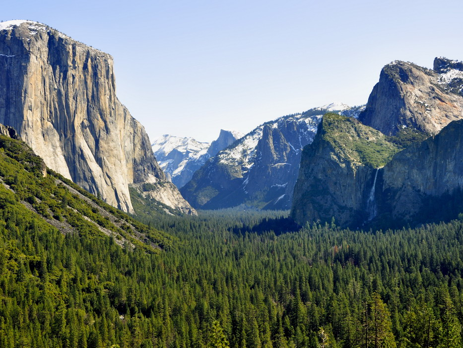 Landmark Yosemite Valley